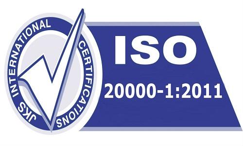 Certificación ISO200001